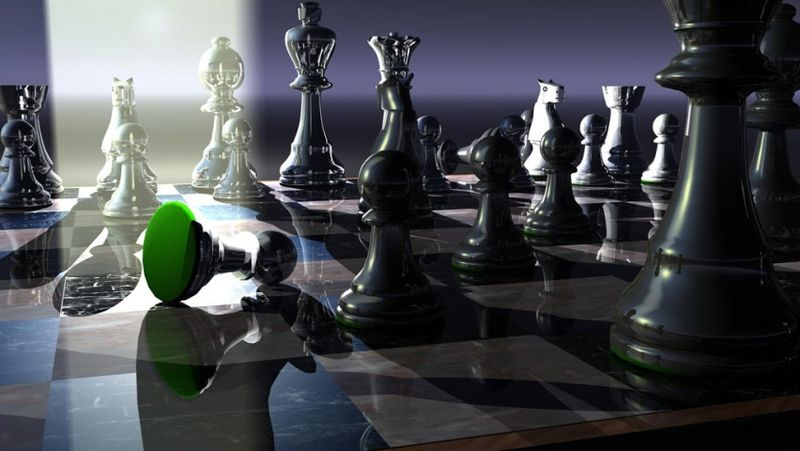 3D_Chess_Board